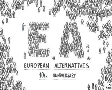 10 Years of European Alternatives at MAXXI Museum