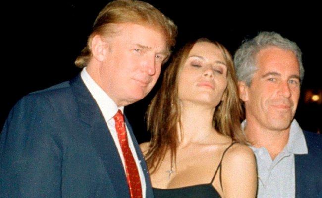 Trump S Billionaire Pal Jeffrey Epstein Arrested On Sex