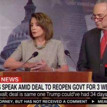 Nancy Pelosi: Trump's State of the Union Will Happen When I Say It Will