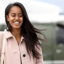 Malia Obama Says 'Trump is Evil' on Secret Facebook Page,  'Don't Be Complacent'