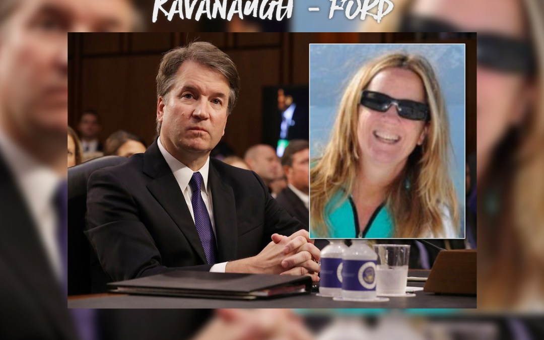 Episode 18: Kavanaugh Faces Sexual Assault Allegation