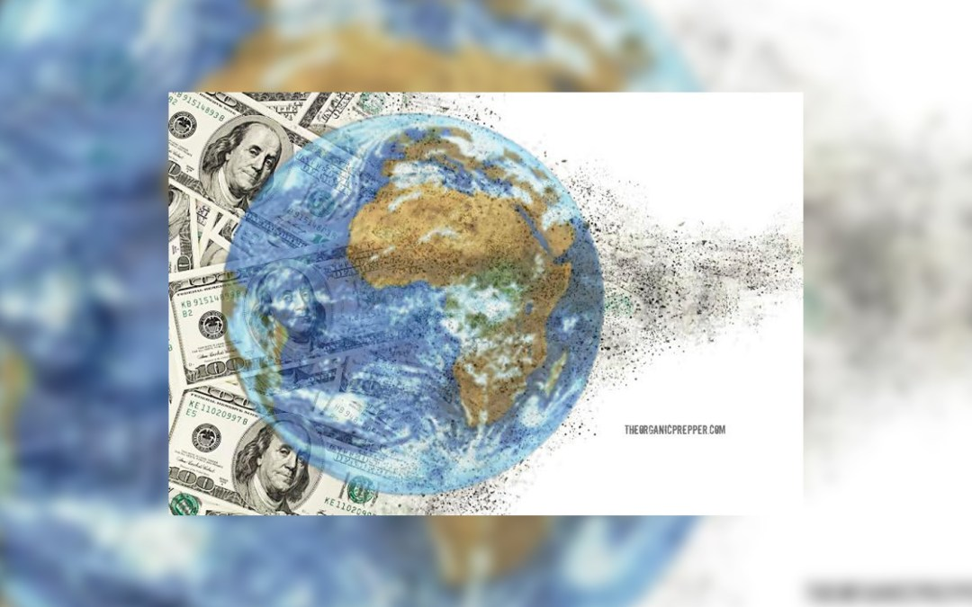 Episode 45 [LIVE]: The world is restructuring. Are the Dollar's days numbered?