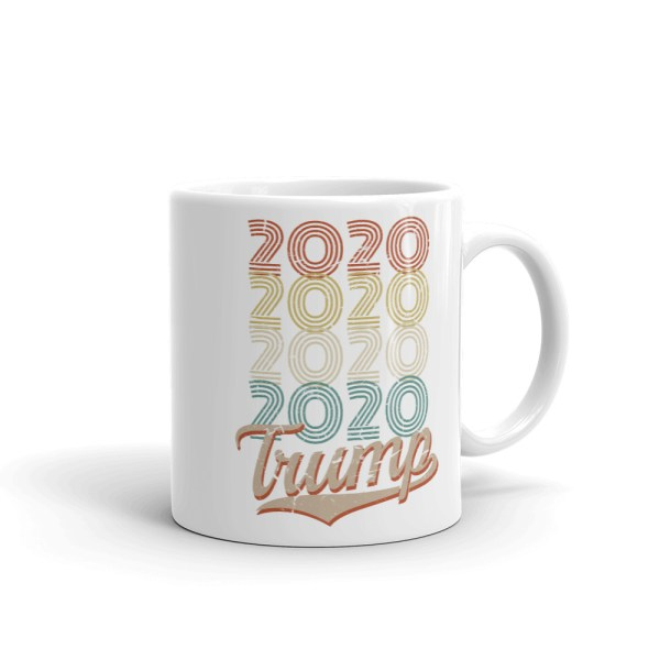 Trump Coffee Mugs, Trump Gifts, Political Gifts for Republicans, 2020 Presidential Election, Political Gift Ideas