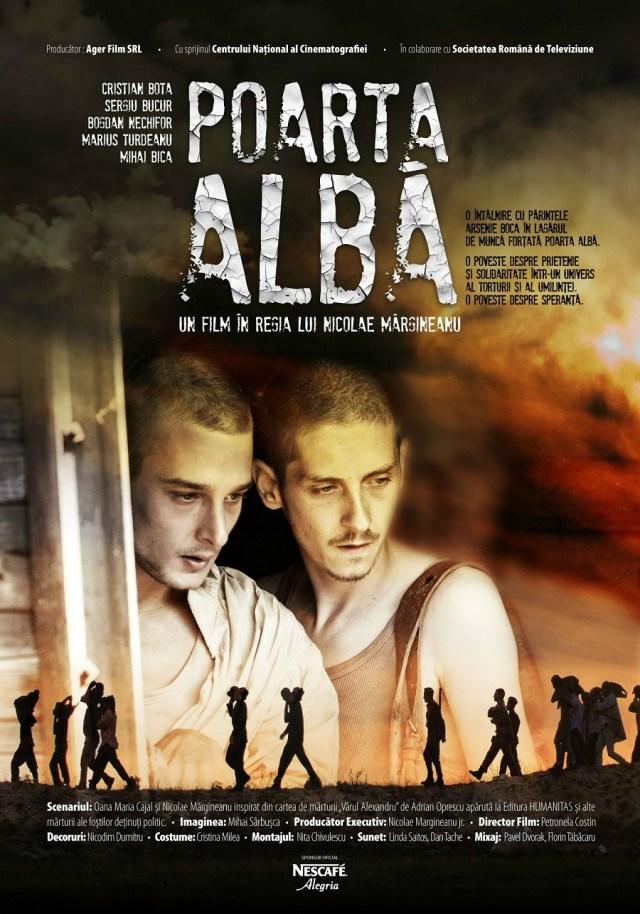Poarta Alba poster