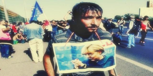 Angela Merkel refugiati