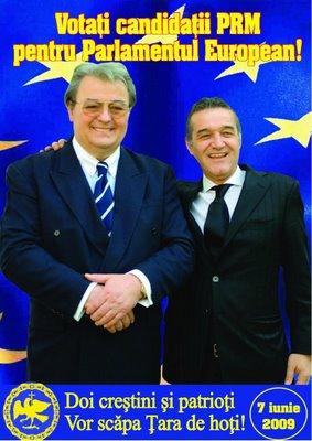 Doi Crestini si Patrioti Vor scapa tara de Hoti Vadim Becali
