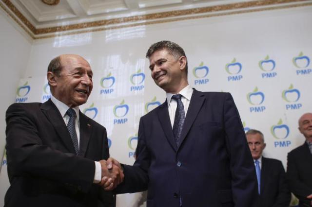 PMP UNPR Fuziune Basescu