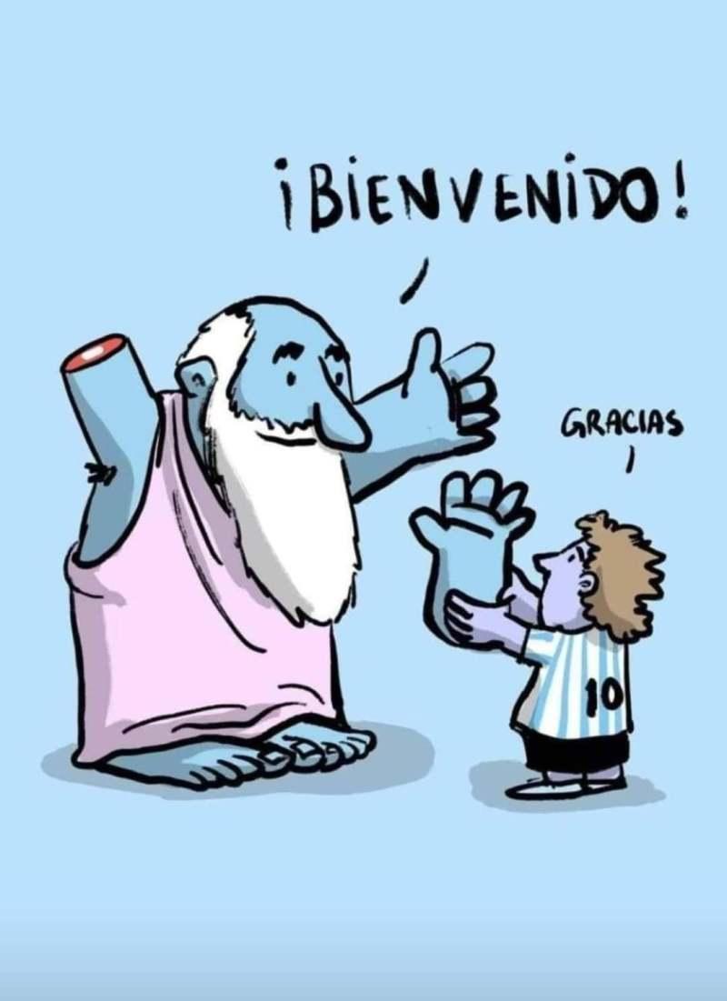 Maradona Mana lui Dumnezeu