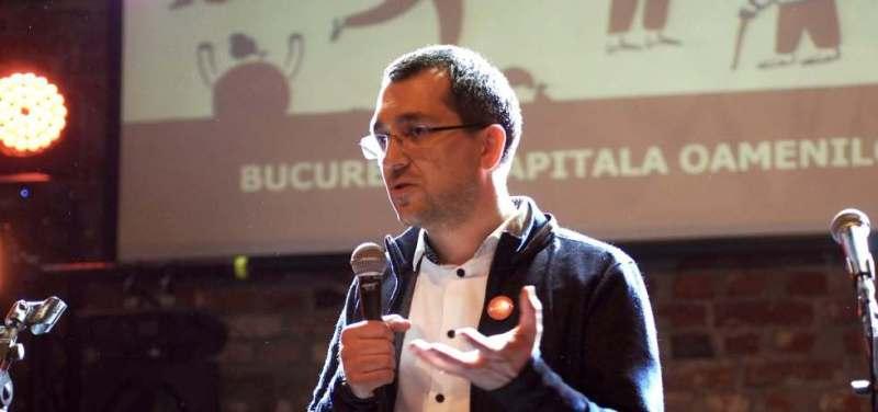 Vlad Voiculescu campanie