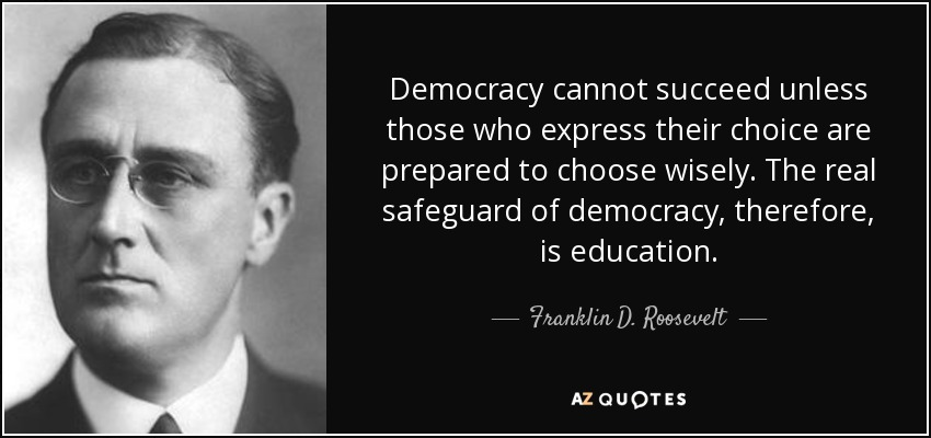 De ce democratia este FUNDAMENTALA chiar si in pandemie!