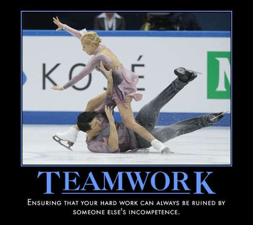 teamwork-ensuring-hard-word-can-be-ruined-by-others-incompetence