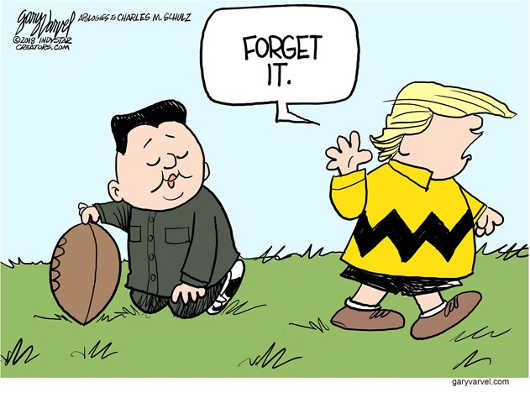 kim-un-trump-charlie-brown-football-kick