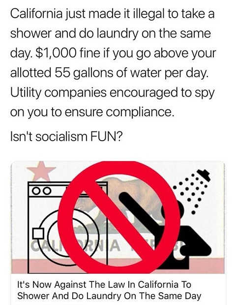 california-illegal-to-shower-and-wash-clothes-isnt-socialism-fun