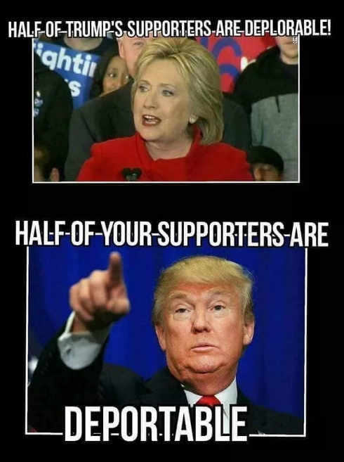 half-trump-supporters-deplorable-half-clinton-deportable