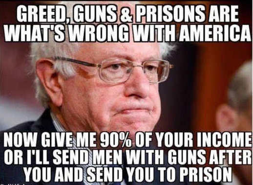 bernie-sanders-greed-guns-prisons-whats-wrong-with-america-give-me-90-percent-of-income