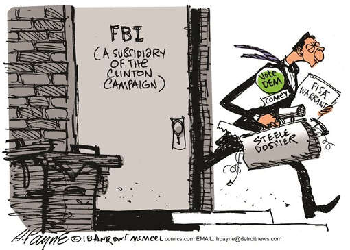 fbi-subsidiary-of-hillary-clinton-campaign-fisa-warrant-dossier-vote-democrat