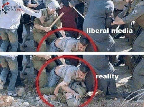liberal-media-vs-reality-protestor-beating