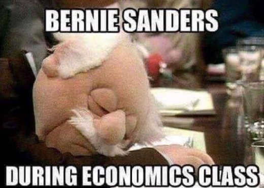 Bernie Sanders Meme Gallery - Politically Incorrect Humor