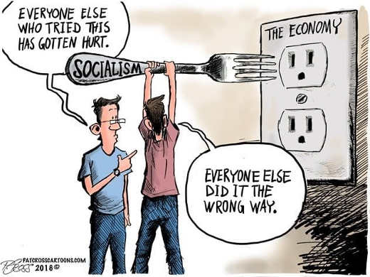 everyone-else-who-tried-socialism-got-hurt-fork-in-outlet-they-did-it-wrong