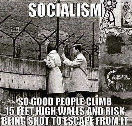 socialism-making-good-people-scale-walls-to-escape-from-it