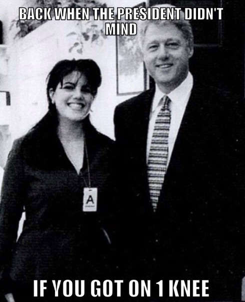 bill-clinton-monica-lewinsky-back-when-president-didnt-mind-if-you-got-down-on-one-knee