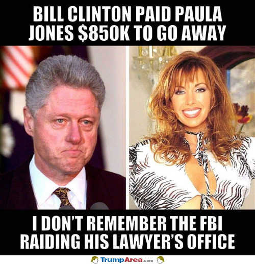 bill-clinton-paid-paula-jones-850k-to-go-away-no-fbi-raid