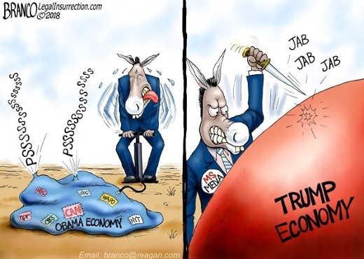 economy-trump-vs-obama-mainstream-media-cnn-nyt-msnbc-balloon