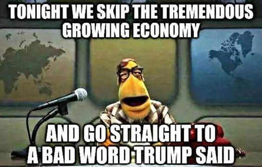fake-news-today-we-skip-tremendous-growing-economy-and-go-straight-to-bad-word-trump-said