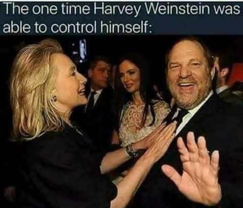 harvey-weinstein-only-time-able-to-control-himself-hillary-clinton