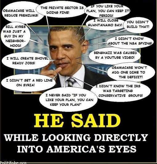 Barack Obama Meme Gallery - Politically Incorrect Humor