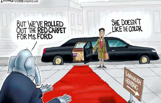 republicans-rolling-out-red-carpet-for-christine-ford-doesnt-like-color