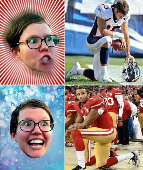 tim-tebow-kneeling-triggered-colin-kaepernick-awesome-liberal