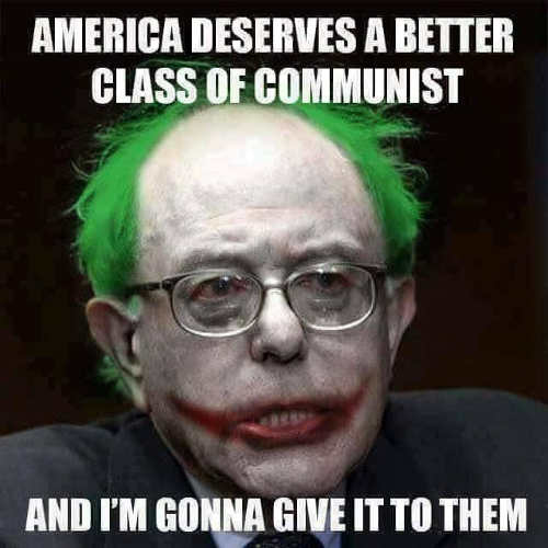 america-deserves-better-class-of-communist-bernie-sanders-joker