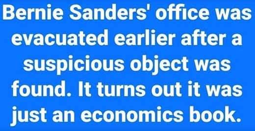 bernie-sanders-office-evacuated-suspicious-object-turns-out-just-economics-book