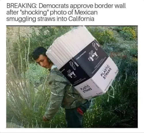 breaking-democrats-approve-border-wall-after-shocking-photo-of-mexican-smuggling-straws