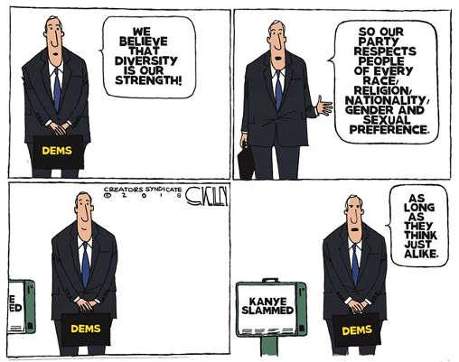 democrats-we-believe-diversity-is-our-stength-unless-dont-follow-beliefs-kanye