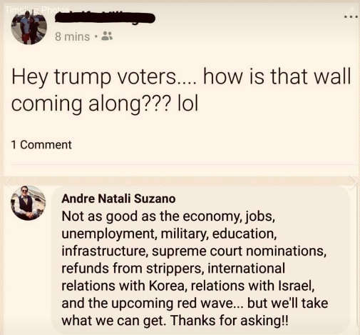 hey-trump-voters-how-is-wall-coming-not-as-good-as-economy-jobs-supreme-court-etc