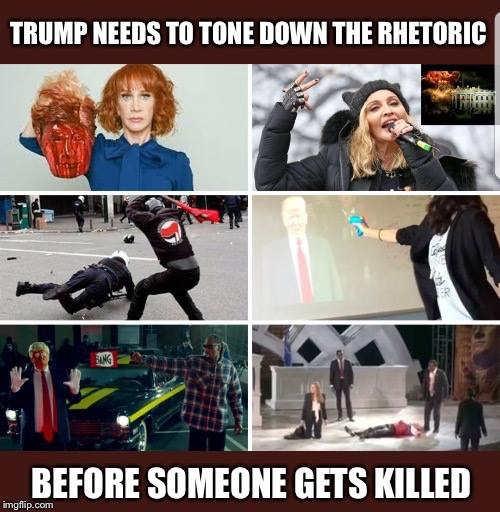 trump-needs-to-tone-down-rhetoric-madanno-trump-head-plays-depicting-assassination
