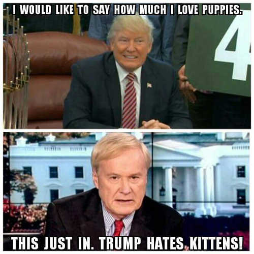 trump-would-like-to-say-i-love-puppies-chris-mathews-this-just-in-trump-hates-kittens