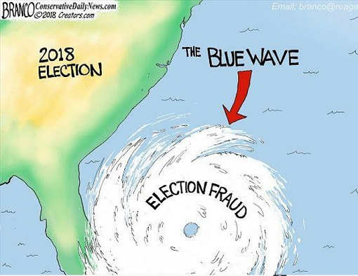 2018-election-the-blue-wave-election-fraud