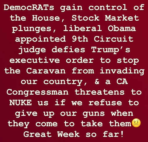 democrats-gain-control-of-house-stock-market-plunges-court-defies-trump-on-immigration-nuke-gun-owners
