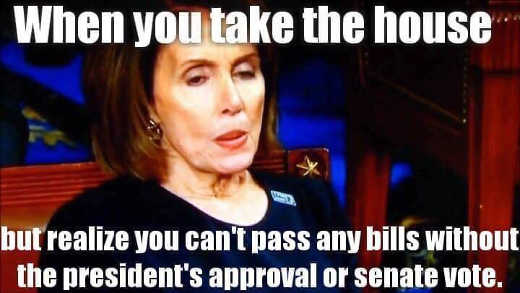 nancy-pelosi-when-you-take-the-house-realize-cant-pass-any-bills-with-president-and-senate