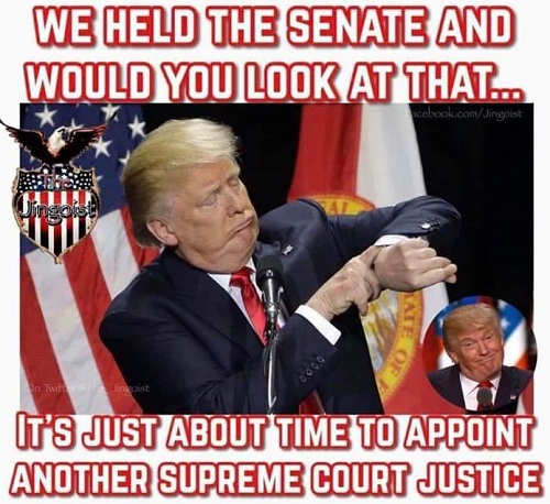 trump-republicans-held-senate-just-about-time-to-appoint-another-supreme-court-justice