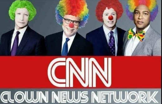 cnn clown news network