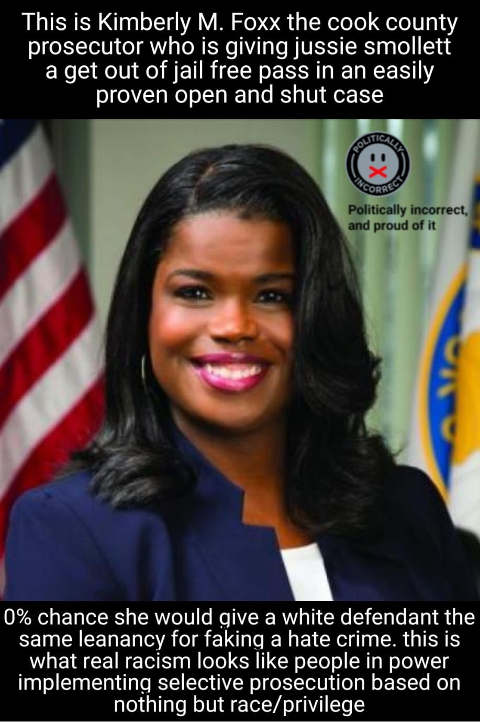 kimberly fox cook county prosecutor who let jussie smollett off the hook