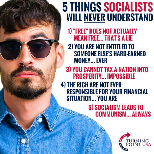 5 things socialists never understand free rich poor
