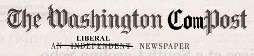 washington post compost liberal newspaper