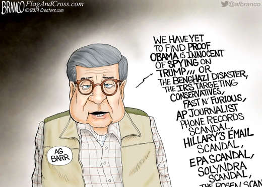 barr we have yet to find proof obama innocent of spying benghazi irs targeting email epa solyndra