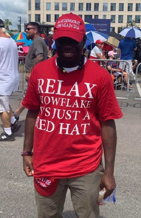 relax snowflake its a hat make democrats cry again trump