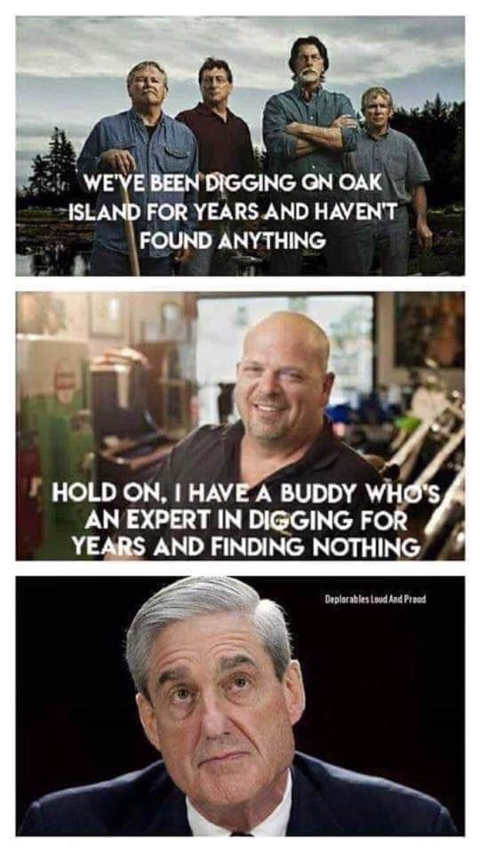digging for years on island hold on have someone good at that mueller
